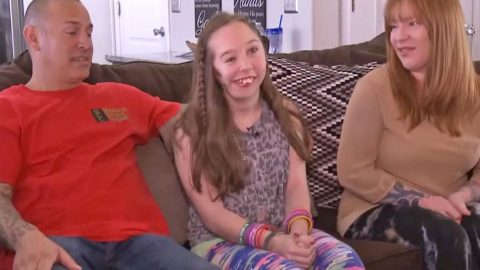 After Being Bullied, This Beautiful Girl And Her Family Were Given A Life Chaning Opportunity   Country Music Videos
