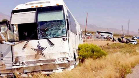 Dallas Cowboys Bus Involved In Horrific Accident, 4 Deaths Reported | Country Music Videos