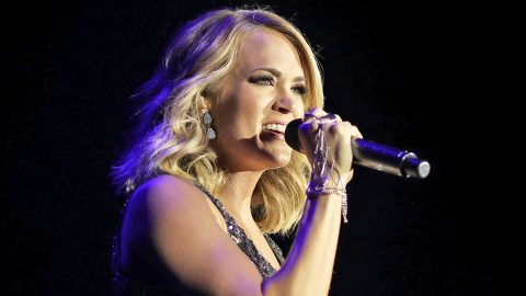 Get Ready To Sing Along To Carrie Underwood's New Super Bowl Anthem 'The Champion' | Country Music Videos