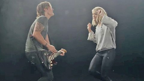 Carrie Underwood's Dancing Steals The Show In 'The Fighter' Music Video With Keith Urban | Country Music Videos
