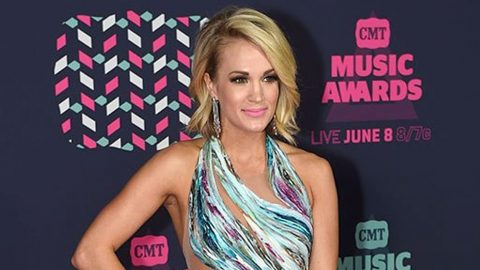Carrie Underwood's Four-Year Win Streak For CMT Video Of The Year Comes To Abrupt Halt | Country Music Videos