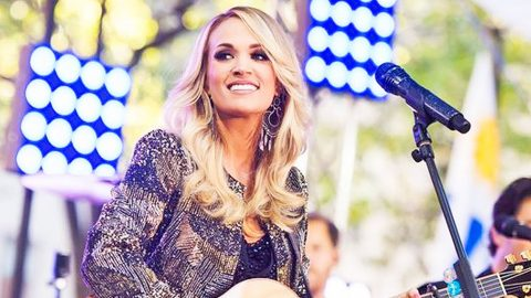Carrie Underwood Set To Duet With Another Country Megastar On New Song | Country Music Videos