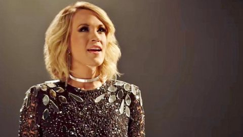 Carrie Underwood Is Pure Perfection In Teaser Trailer For New 'Sunday Night Football' Theme | Country Music Videos