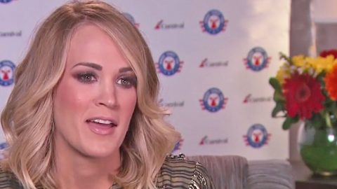 Carrie Underwood Opens Up About The Possibility Of Baby No. 2 | Country Music Videos