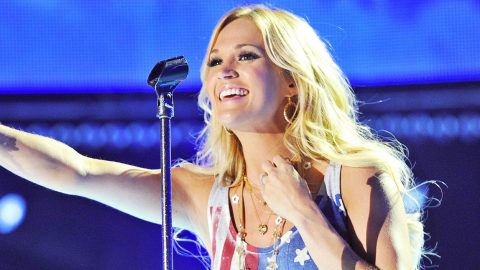 Did Carrie Underwood Just Announce A Presidential Campaign?   Country Music Videos