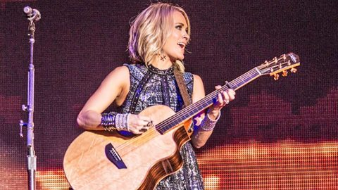 First Carrie Underwood Show Announced Since Accident | Country Music Videos