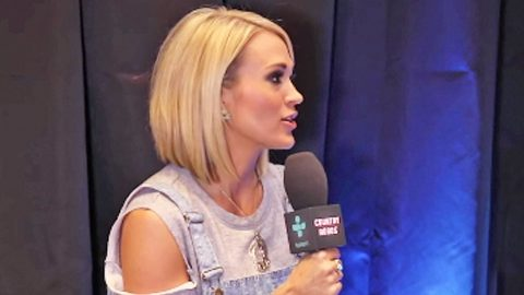 Carrie Underwood Reveals The REAL Reason Why She Works Out So Much | Country Music Videos