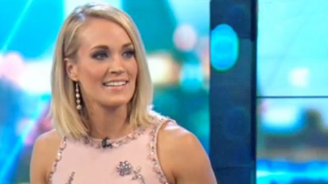 Carrie Underwood Reveals Secret Talent That She Will Absolutely Positively Not Show Off | Country Music Videos