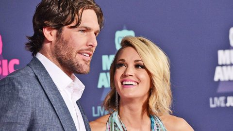 Carrie Underwood Offers Her Two Cents On Mike Fisher's Big News   Country Music Videos