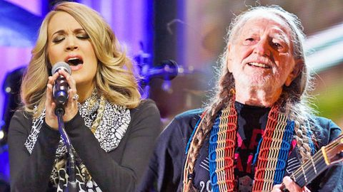 Willie Nelson & Carrie Underwood's Duet Of 'Always On My Mind' Will Leave You Speechless | Country Music Videos