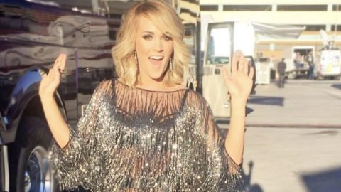 One Of Carrie Underwood's Prized Items Could Be Yours…But How?   Country Music Videos