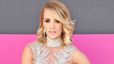 Carrie Underwood Injured In Fall | Country Music Videos