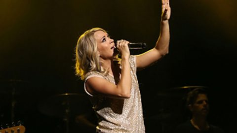Carrie Underwood Surprises Fans With Secret Collaboration With Christian Singer | Country Music Videos
