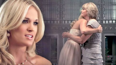 Carrie Underwood's 'Mama's Song' Video Features Her Real-Life Mom & Husband | Country Music Videos