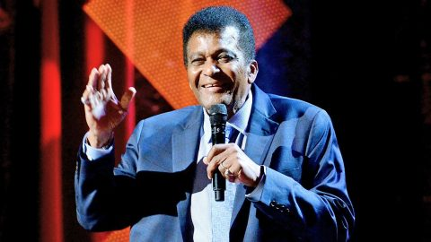 """At 83 Years Old, Charley Pride Dazzles With Celebratory Performance Of 'Kiss An Angel Good Mornin"""" 