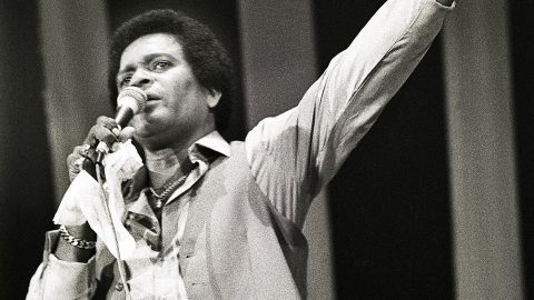 In Case You Forgot – Charley Pride's Super Bowl National Anthem Literally Changed History   Country Music Videos