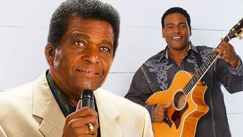"""Charley Pride's Son Pays Stunning Tribute To His Father With 'Kiss An Angel Good Mornin""""   Country Music Videos"""