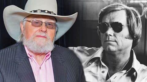 Charlie Daniels Remembers Dear Friend George Jones In Powerful Eulogy | Country Music Videos