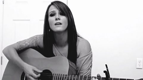 Self-Described 'Super Mom' Transforms 'Tuesday's Gone' Into An Acoustic Work Of Art   Country Music Videos
