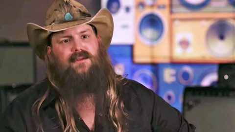 Chris Stapleton Shares The Surprisingly Comical Story Behind 'Traveller' | Country Music Videos