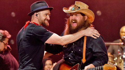 Justin Timberlake's First Album In Four Years Reportedly Includes Chris Stapleton Duet | Country Music Videos