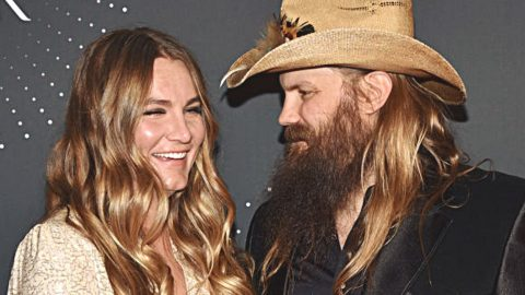 Chris Stapleton Finally Speaks Up Following Birth Of Twin Boys   Country Music Videos
