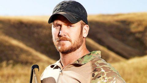 'American Sniper' Chris Kyle Honored In Hometown With Memorial Plaza & Statue | Country Music Videos