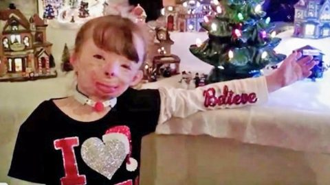 learn how you can make this 8 year old arson survivors christmas wish come true - What To Get An 8 Year Old For Christmas