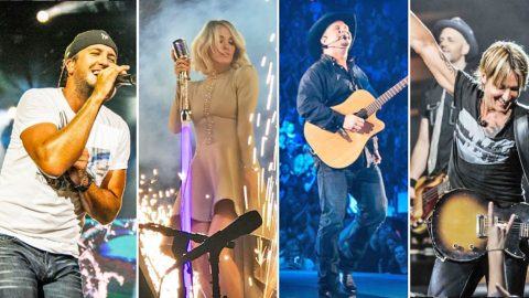 2016 CMA For 'Entertainer of the Year' Winner Announced | Country Music Videos