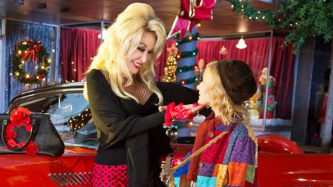 In Case You Missed It…Dolly Parton's 'Christmas Of Many Colors' Is Airing Again | Country Music Videos