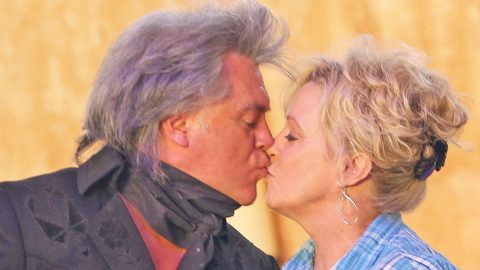 Marty Stuart & Connie Smith's Romantic Duet Shows Just How Much They Love Each Other | Country Music Videos