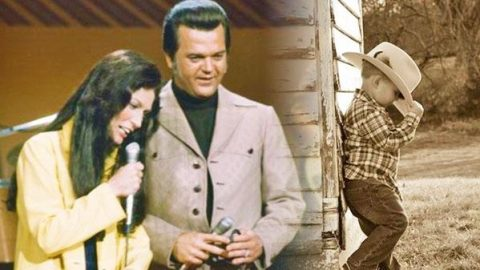 Conway Twitty and Loretta Lynn – Country Bumpkin (VIDEO) | Country Music Videos