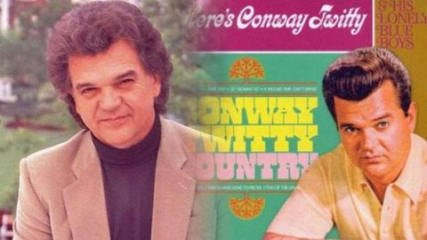 Conway Twitty – Dim Lights, Thick Smoke And Loud Loud Music (VIDEO) | Country Music Videos