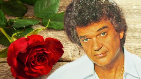 "Revisiting Conway Twitty's Last Performance Of ""The Rose"" 