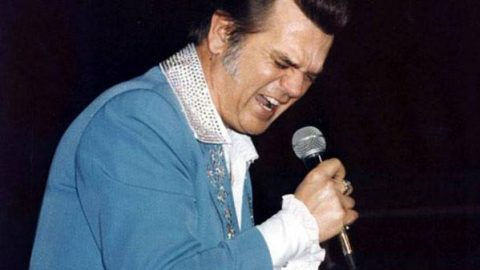 Conway Twitty – Goodbye Time | Country Music Videos