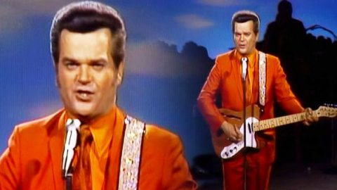 Conway Twitty – Hello Darling (1971) | Country Music Videos