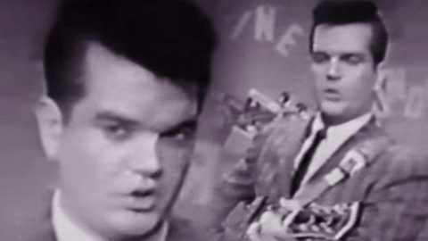 Conway Twitty – It's Only Make Believe (First TV Performance!) (VIDEO) | Country Music Videos