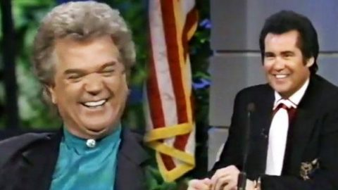 "Conway Twitty ""Nashville Now"" Interview & Performance (1992) 