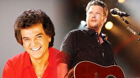 "Blake Shelton Covers Conway Twitty's  ""Slow Hand"" 