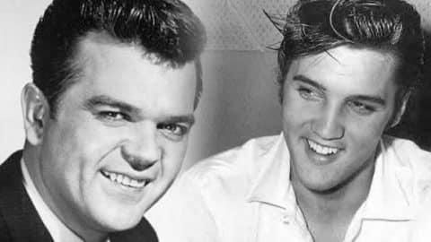 "Conway Twitty Sings Elvis' ""Heartbreak Hotel"" (VIDEO) | Country Music Videos"
