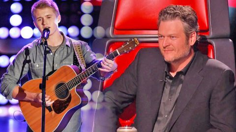 """Corey Kent White Amazes with Zac Brown Band's """"Chicken Fried"""" On The Voice (VIDEO) 