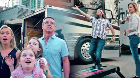 Sadie, Willie, and Korie Compete In 'The Greatest Cornhole Competition Of All Time' | Country Music Videos