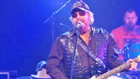 Over 30 Years After Its Release, Hank Jr. Still Plays The Hell Out Of 'A Country Boy Can Survive' | Country Music Videos