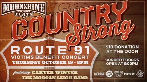 Moonshine Flats To Host 'Country Strong' Las Vegas Victims Benefit Concert | Country Music Videos