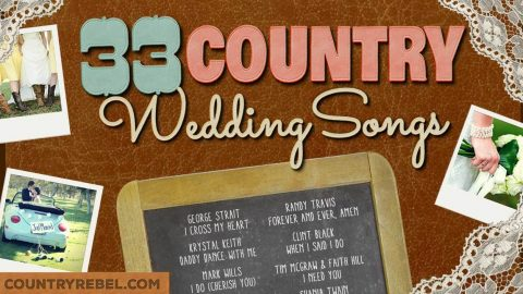 Top 33 Country Wedding Songs for a Perfect Playlist (VIDEO ...