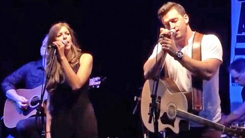 Husband & Wife Deliver Chill-Inducing Harmonies Through Inspiring Cover Of 'Simple Man' | Country Music Videos