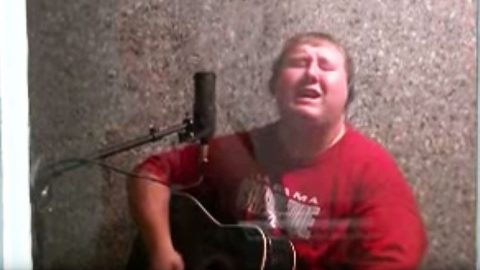 Young Man's Voice Stuns Viewers In Passionate 'Should've Been A Cowboy' | Country Music Videos