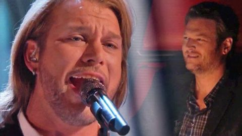 Craig Wayne Boyd Gives Angelic Rendition Of 'The Old Rugged Cross' Live | Country Music Videos