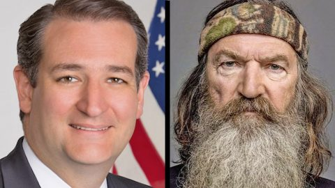You'll Never Guess What Ted Cruz Just Said About Phil Robertson | Country Music Videos