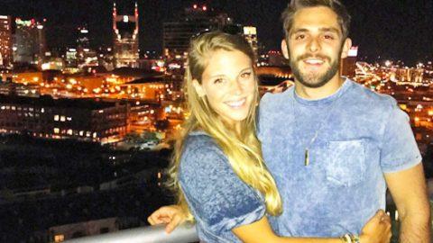 Thomas Rhett's Wife Gave Him The Ultimate Birthday Surprise | Country Music Videos